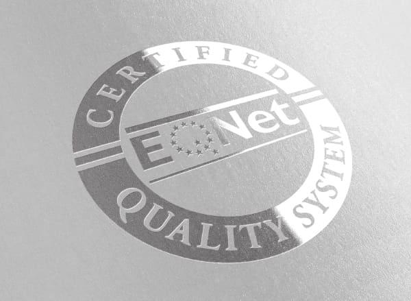 Triple garantía de calidad