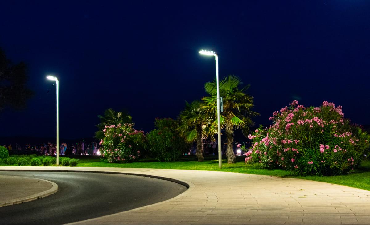 professionelle LED-Beleuchtung im öffentlichen Bereich