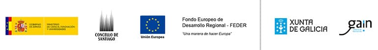 Logos Concello, Ministerio, UE, Xunta