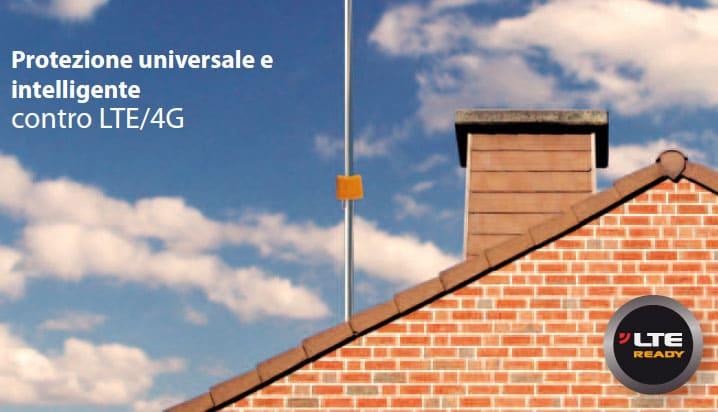 Protección universal inteligente para señales TDT contra las interferencias de la LTE