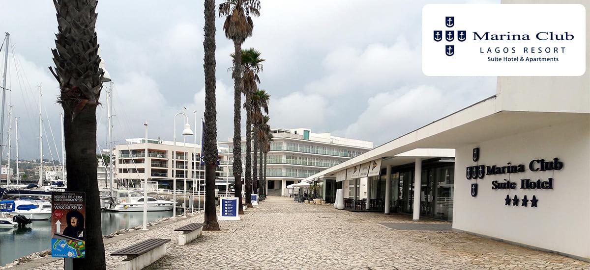 Marina Club Suite Hotel**** (Lagos)