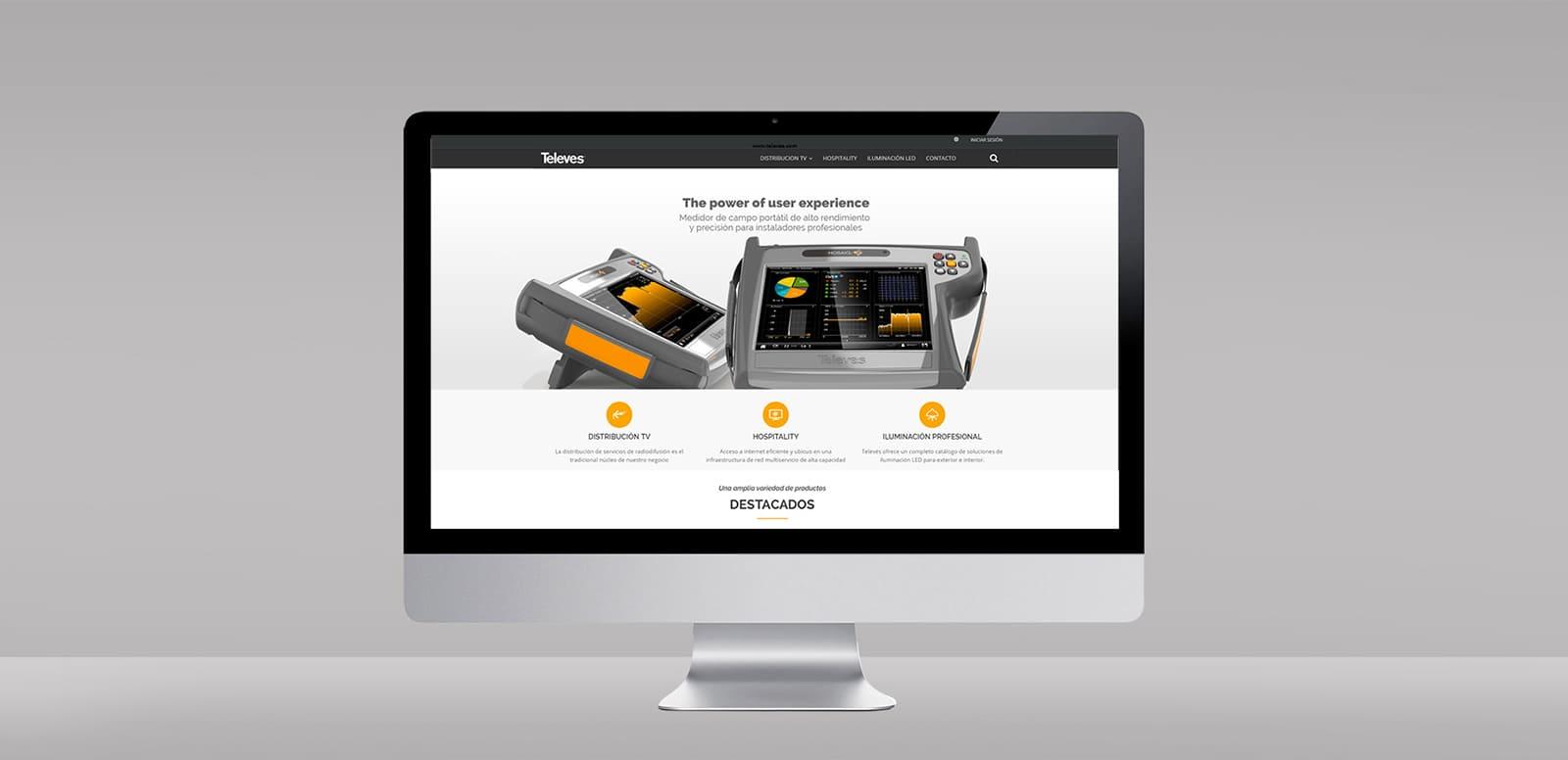 Una web preparada para la era de la transformación digital