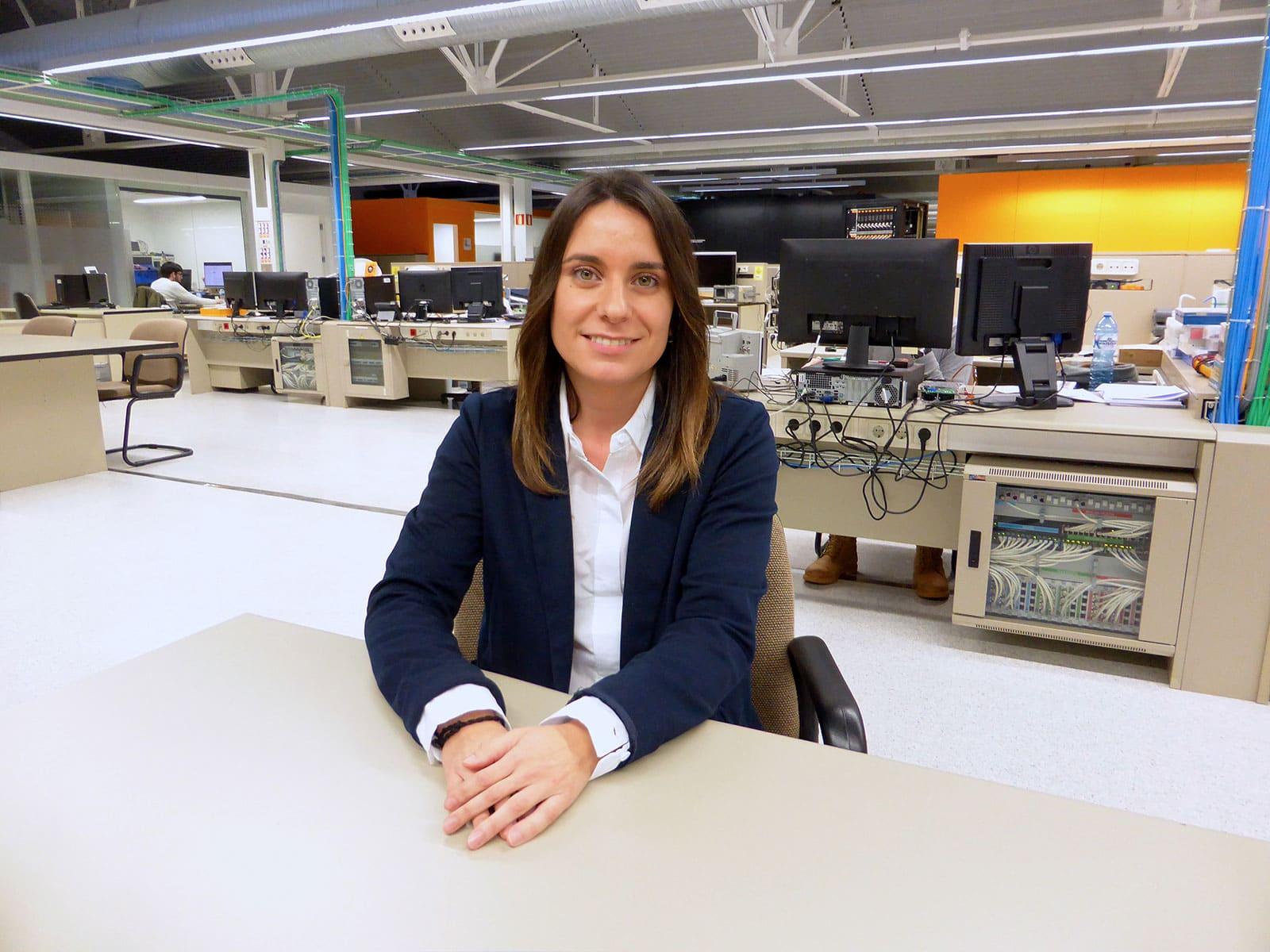 Laura Simón Campos, Desenvolvimento de projectos de inovação no âmbito da saúde