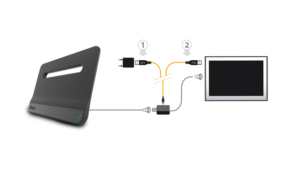 Antena BEXIA para el 2º Dividendo Digital
