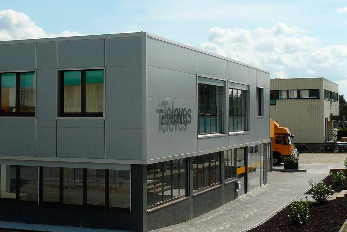 Televés Alemania se alía con Panasonic  para desarrollar proyectos Hospitality