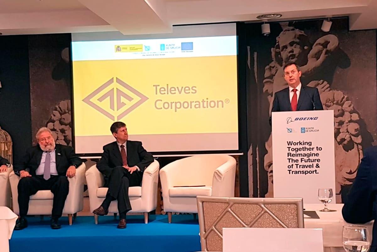 Televes engagiert sich in der Luftfahrtbranche mit einem Projekt bezüglich zivil genutzter Dronen