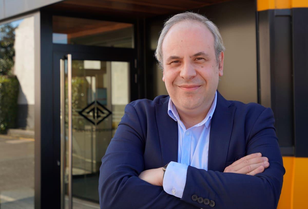 Daniel Dios, Leiter für gewerbliches Eigentum und Innovationsmanagement bei Televés