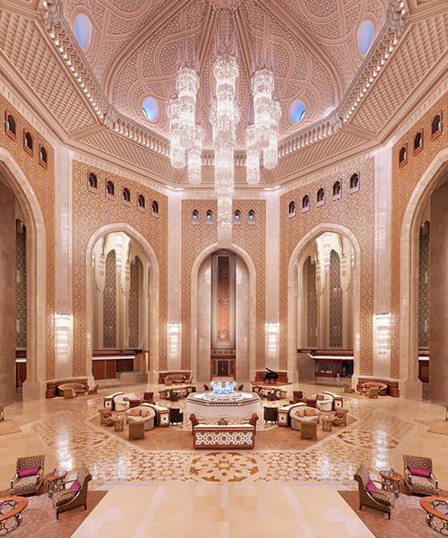 Al Bustan Palace Hotel