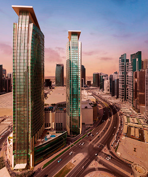 Shangri-La in Doha Hotel
